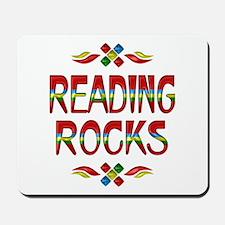 Reading Rocks Mousepad