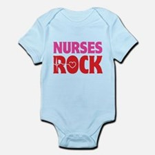 Nurses Rock Infant Bodysuit