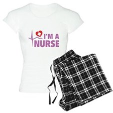 I'm A Nurse pajamas