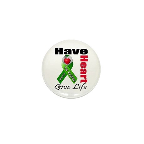 Have A Heart For Andrew Mini Button (100 pack)