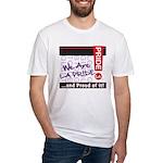 LGBTQ Fitted T-Shirt