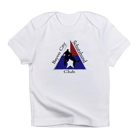 Bayou City Schutzhund Club Logo Infant T-Shirt