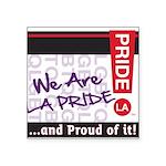 LGBTQ Square Sticker 3