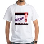 QUEER White T-Shirt
