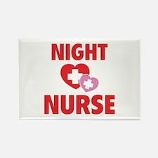 Night Nurse Rectangle Magnet (10 pack)