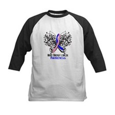 Butterfly Male Breast Cancer Tee