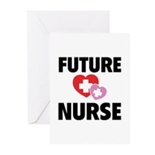 Future Nurse Greeting Cards (Pk of 20)