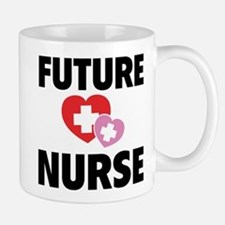 Future Nurse Small Small Mug