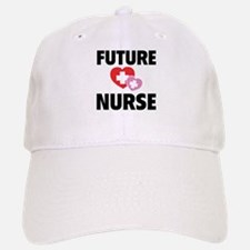 Future Nurse Baseball Baseball Cap