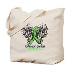 Butterfly Non-Hodgkins Tote Bag