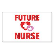 Future Nurse Decal