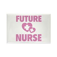 Future Nurse Rectangle Magnet (10 pack)