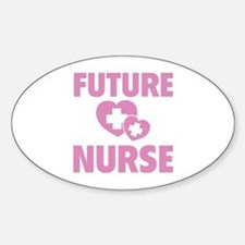 Future Nurse Decal