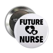"Future Nurse 2.25"" Button (10 pack)"