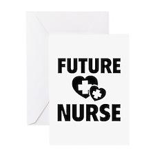 Future Nurse Greeting Card