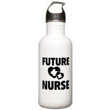 Future Nurse Water Bottle