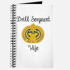 Drill Sergeant Wife Journal