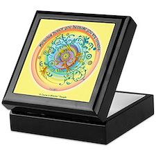 ACIM Keepsake Box - Miracles honor you