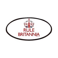 Rule Britannia Patches