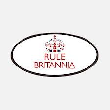 Rule Britannia Patches