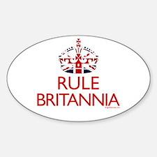 Rule Britannia Decal