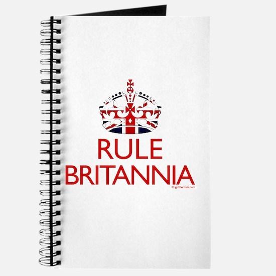Rule Britannia Journal