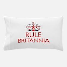 Rule Britannia Pillow Case