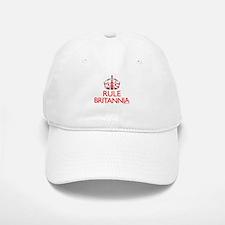Rule Britannia Baseball Baseball Cap