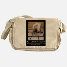 Kitchen Virgin Messenger Bag