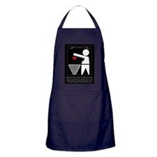 Whats Love Got To Do With It Apron (dark)