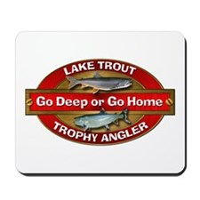 Lake Trout Mousepad