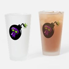 Time Bomb Drinking Glass