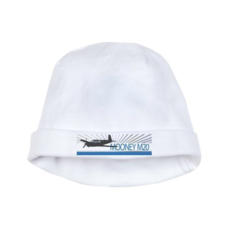 Aircraft Mooney M20 baby hat