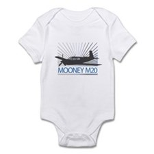 Aircraft Mooney M20 Infant Bodysuit