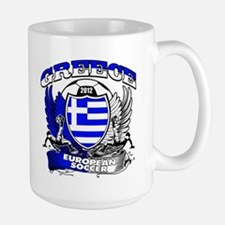 Greece European Soccer 2012 Mug