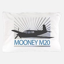 Aircraft Mooney M20 Pillow Case