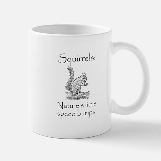 Squirrel Speed Bump Mug