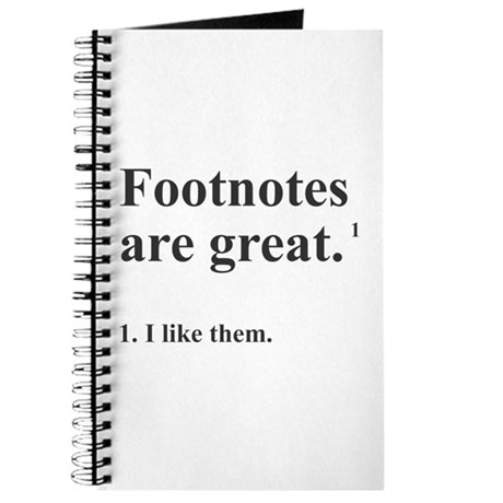 Footnotes Journal