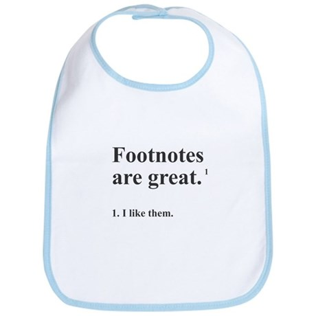 Footnotes Bib