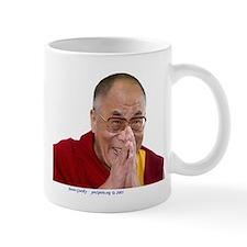 Dalai Lama - Right Handed - Mug