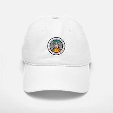 LAFD-CERT white baseball Baseball Baseball Cap