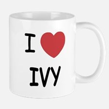 I heart ivy Mug