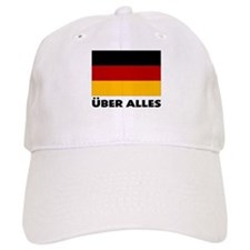 Deutschland, Deutschland Über Baseball Cap