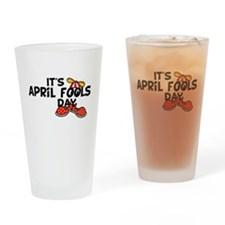 Its April Fools Day Drinking Glass