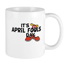 Its April Fools Day Mug