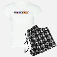 Nautical Newport Pajamas