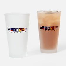 Nautical Newport Drinking Glass