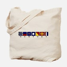 Nautical Newport Tote Bag