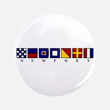 "Nautical Newport 3.5"" Button"