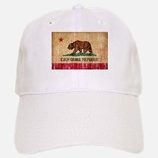 California Flag Baseball Baseball Cap